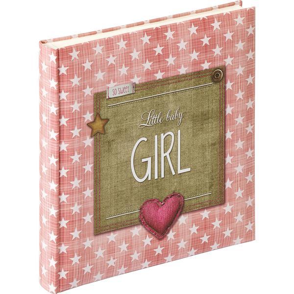 Walther Little Baby Girl Baby Album 50 28 X 30.5 (UK-100-R)
