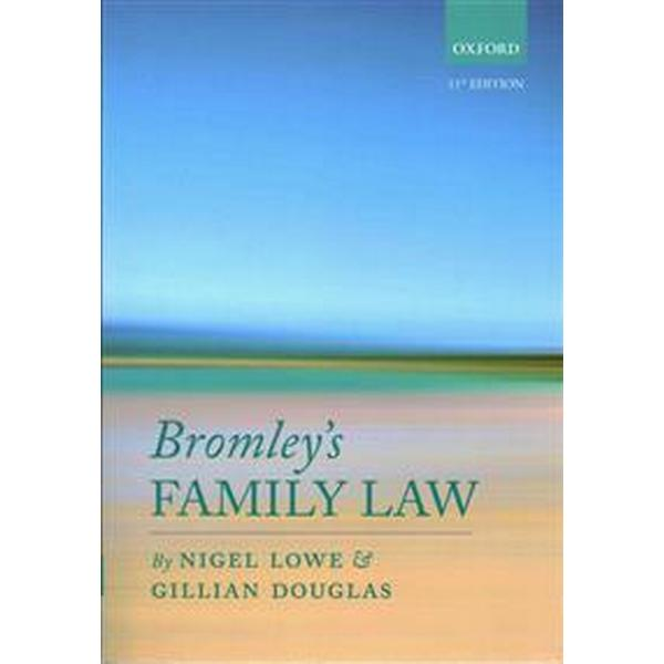 Bromley's Family Law (Pocket, 2015)