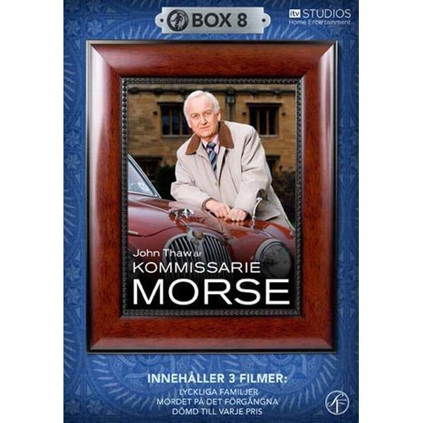 Kommissarie Morse Box 8 (DVD 1991)