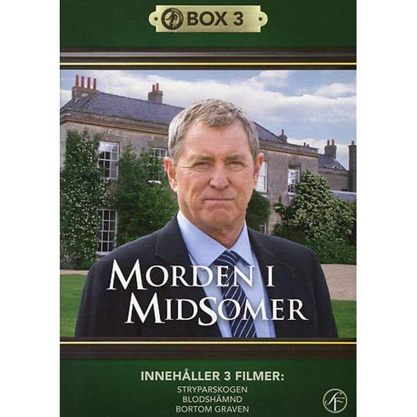 Morden i Midsomer: Box (DVD 1998)
