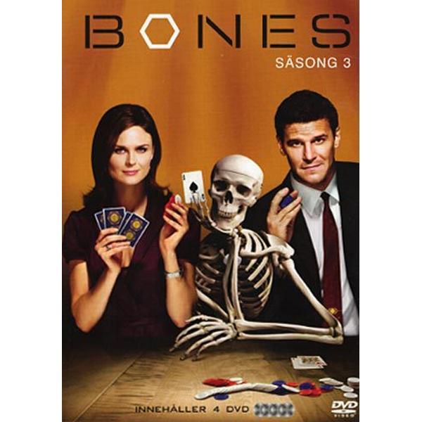 Bones: Säsong (DVD 2007-2008)