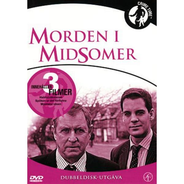 Morden i Midsomer: Box 12 (DVD 2003-2004)