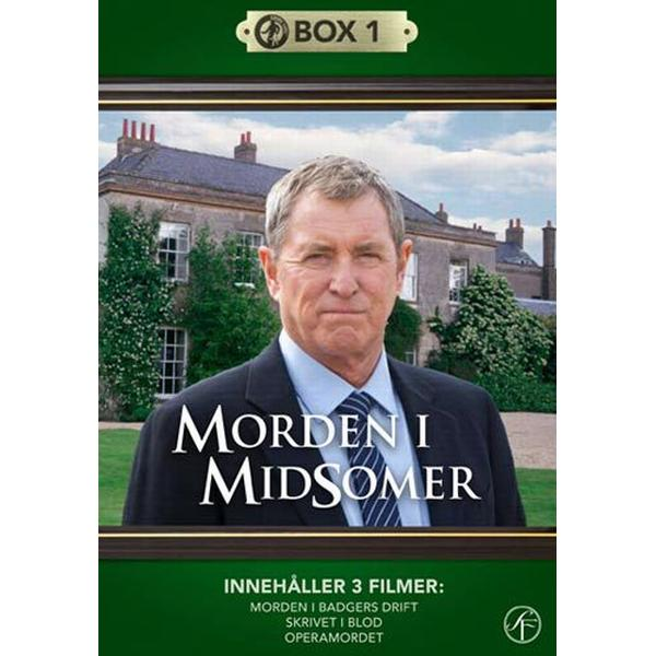 Morden i Midsomer: Box 1 (DVD 1997)