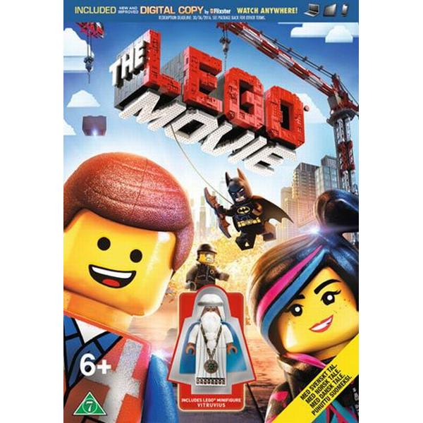 Lego The movie + Legofigur (DVD) (DVD 2013)