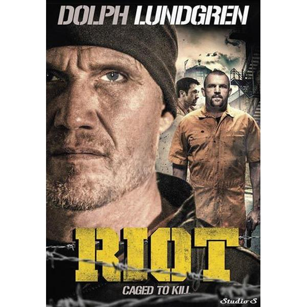 Riot - Caged to kill (DVD) (DVD 2015)