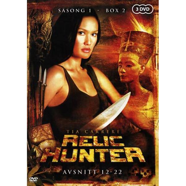 Relic hunter: Säsong 1 del 2 (DVD 1999)