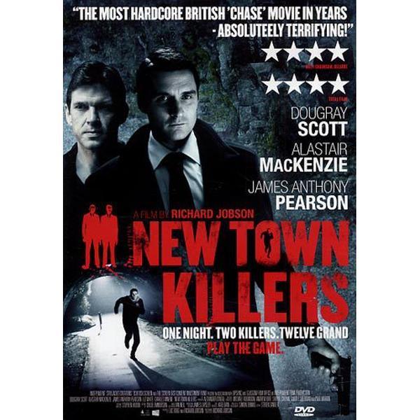 New town killers (Norskt konvolut) (DVD 2009)