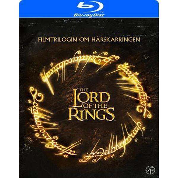 Sagan om ringen: Trilogin (Blu-Ray 2001-2003)