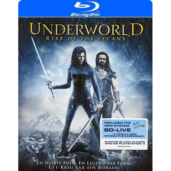 Underworld: Rise of the lycans (Blu-Ray 2009)