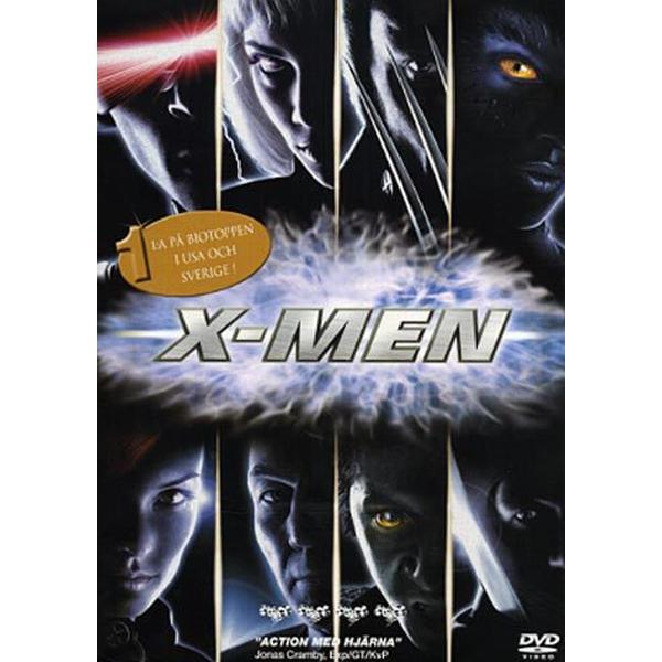 X-men (DVD 2000)
