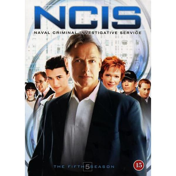 NCIS: Säsong 5 (DVD 2006-2007)