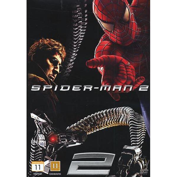 Spider-Man 2 (DVD 2003)