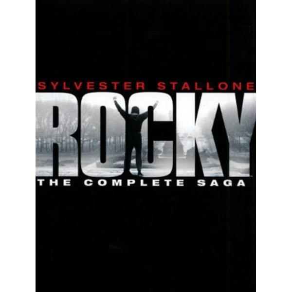Rocky: The complete saga (DVD Box: 2007)