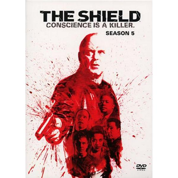 The Shield: Säsong 5 (DVD 2006)