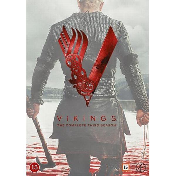 Vikings: Säsong 3 (3DVD) (DVD 2015)