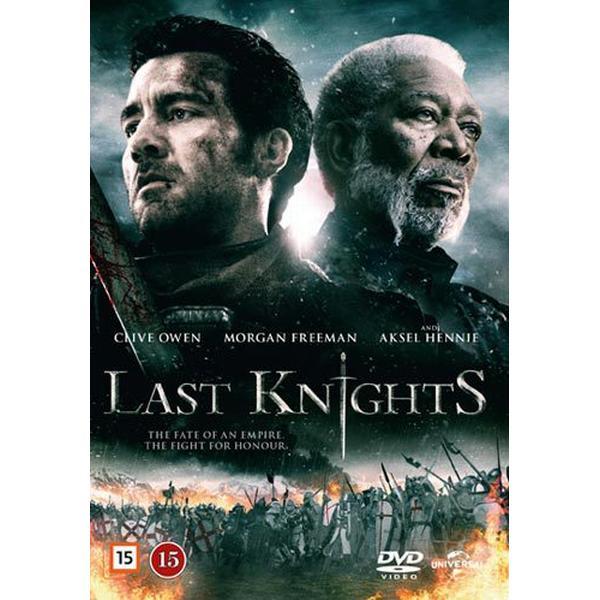 Last Knights (DVD) (DVD 2014)