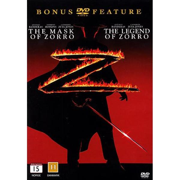 Zorro box (DVD 1998/2005)