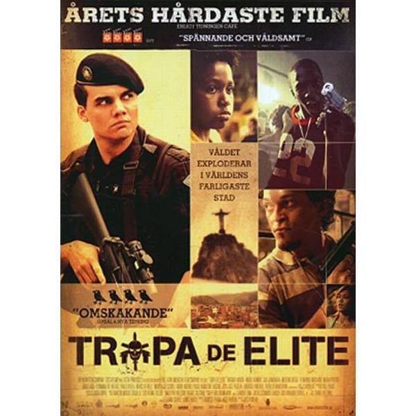 Tropa de Elite (DVD 2007)