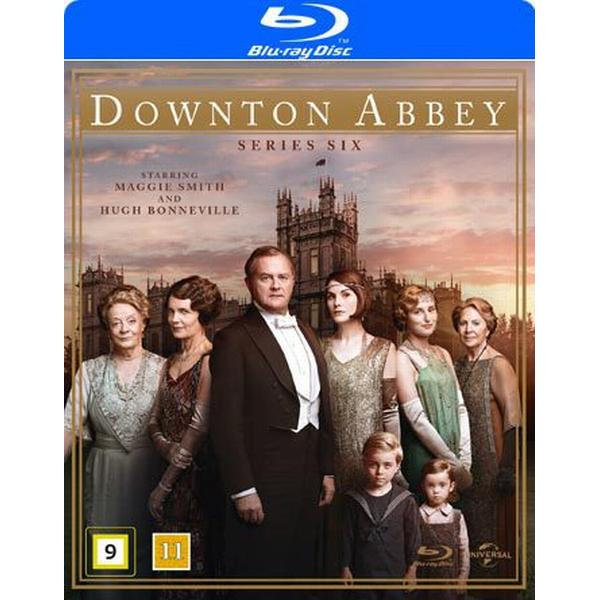 Downton Abbey: Säsong 6 (2Blu-ray) (Blu-Ray 2015)