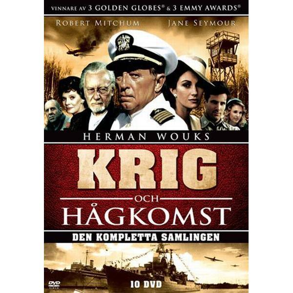Krig och hågkomst: Complete series (DVD 1988)