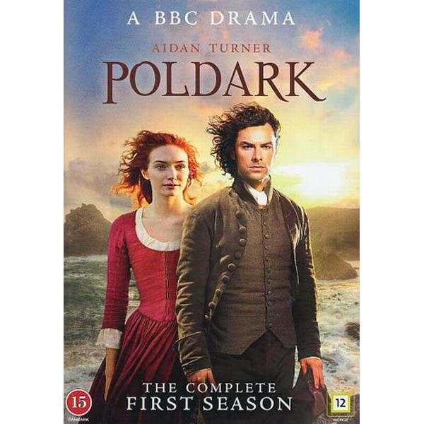 Poldark: Säsong 1 (3DVD) (DVD 2015)
