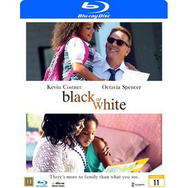 Black or white (Blu-ray) (Blu-Ray 2014)
