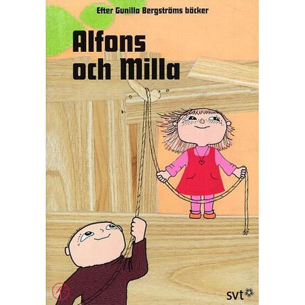 Alfons Åberg: Alfons och Milla (DVD 2003)