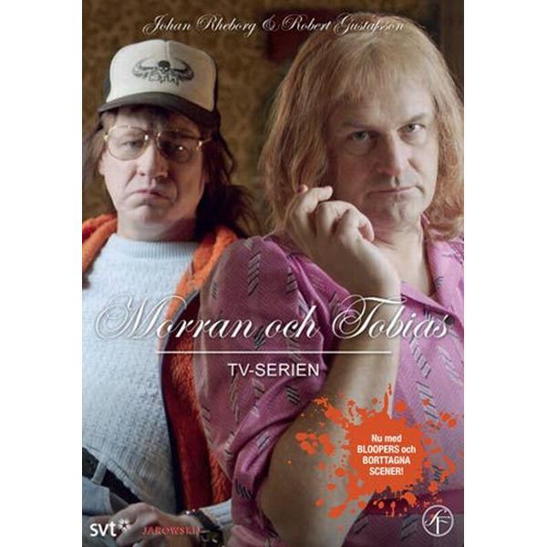 Morran och Tobias - TV-serien (DVD) (DVD 2014)