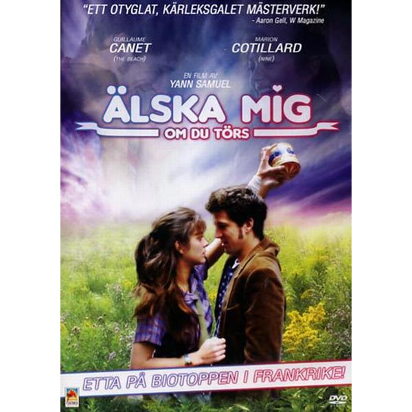 Älska mig om du törs (DVD 2010)