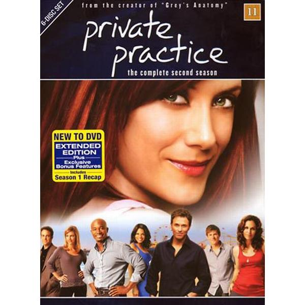 Private Practice: Säsong 2 (DVD 2008)