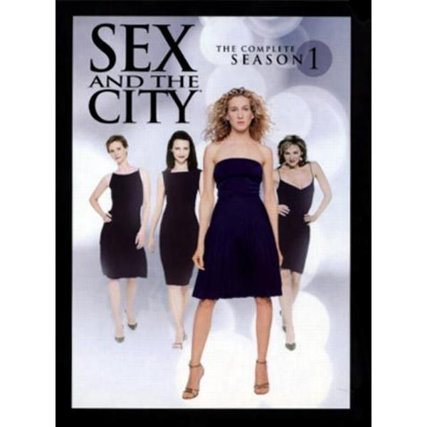 Sex and the city: Säsong 1 (DVD 2006)