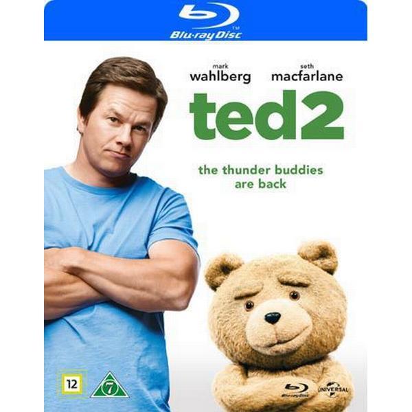 Ted 2 (Blu-ray) (Blu-Ray 2015)