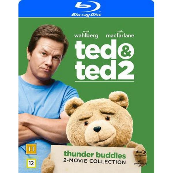Ted 1+2 (Blu-Ray 2012-2015)
