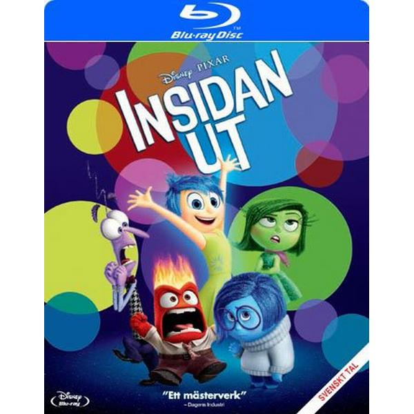 Insidan ut (Blu-ray) (Blu-Ray 2015)