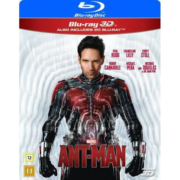 Ant-Man 3D (Blu-ray 3D + Blu-ray) (3D Blu-Ray 2015)