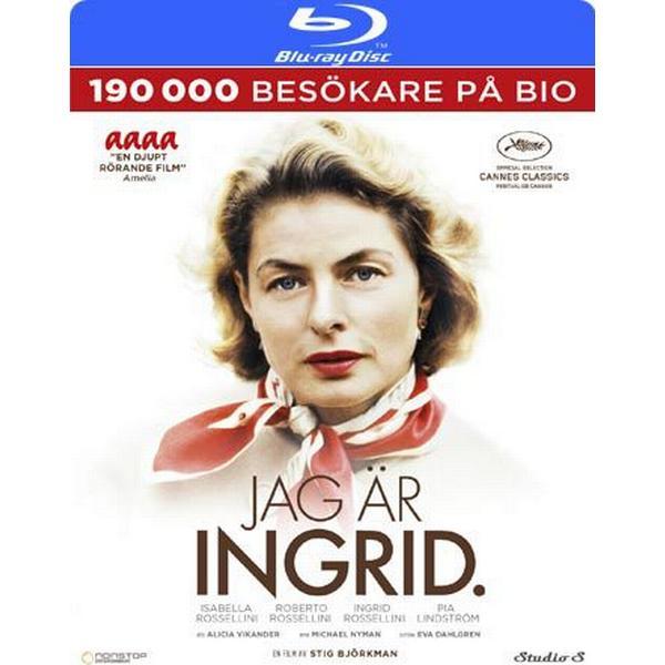 Jag är Ingrid (Blu-Ray 2015)