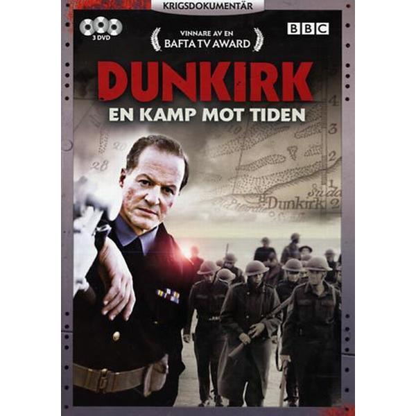 Dunkirk: En kamp mot tiden (DVD 2010)