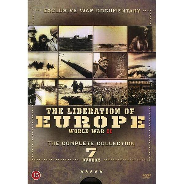 The liberation of Europe (7DVD) (DVD 2015)
