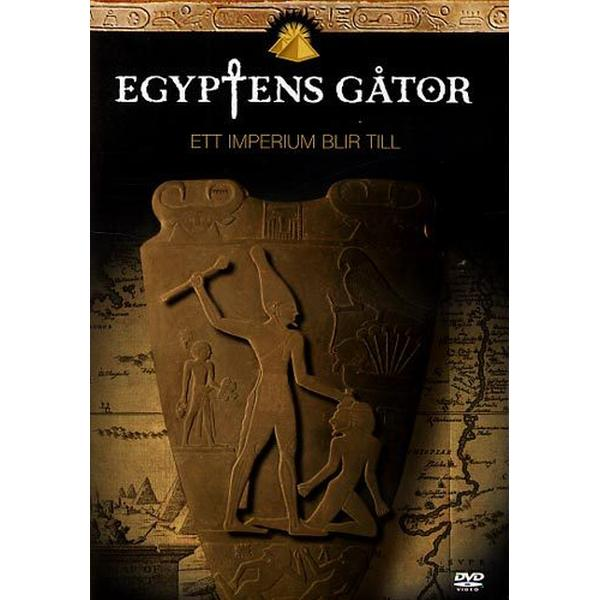 Egyptens gåtor: Ett imperium blir till (DVD) (DVD 2012)