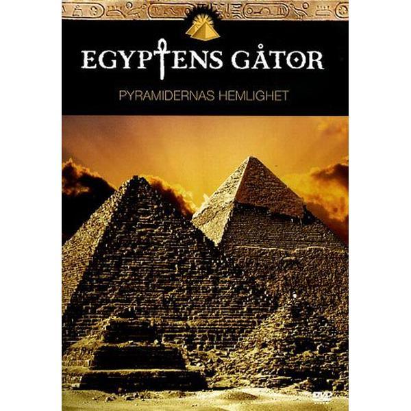 Egyptens gåtor: Pyramidernas hemlighet (DVD) (DVD 2012)
