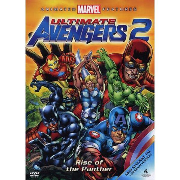 Ultimate avengers 2 (DVD 2010)