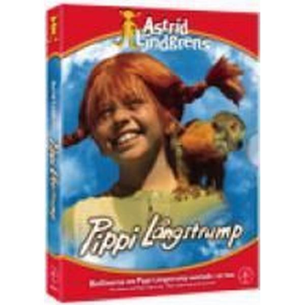 Pippi Långstrump: Box (DVD 2005)