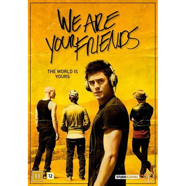 We are your friends (DVD) (DVD 2015)