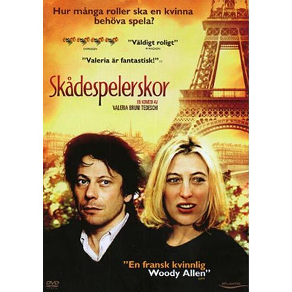 Skådespelerskor (DVD 2008)