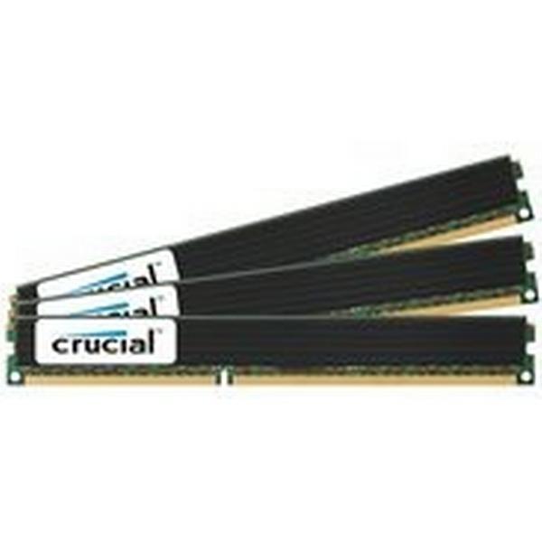 Crucial DDR3 1600MHz 3x8GB ECC Reg (CT3K8G3ERVLD8160B)