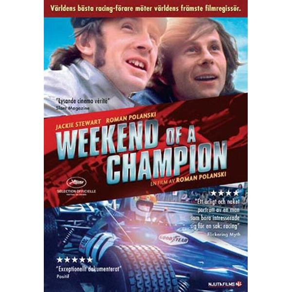Weekend of a Champion (DVD 2013)