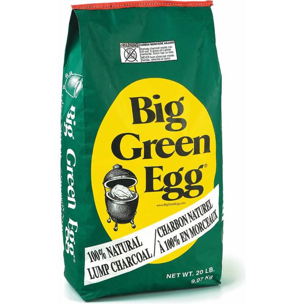 Natural Lump Charcoal Big Green Egg