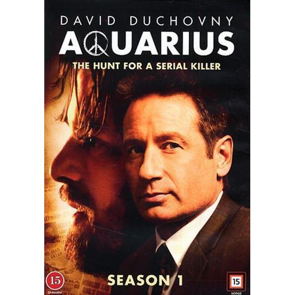 Aquarius: Säsong 1 (4DVD) (DVD 2015)