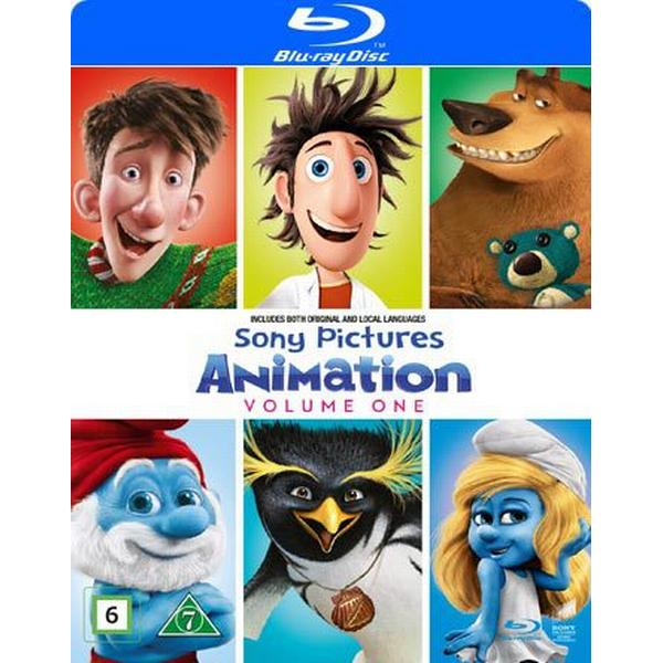 Sony Pictures Animation - vol 1 Box (Blu-Ray 2015)