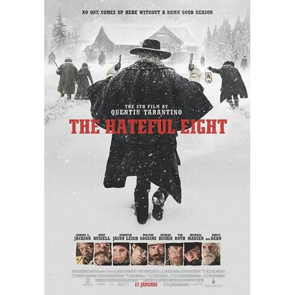 The hateful eight: S.E. (2DVD) (DVD 2015)